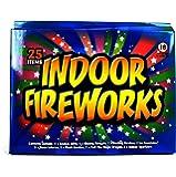 Indoor Fireworks Pack of 25
