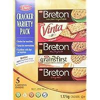 Dare Cracker Variety Pack, 1.17 Kilogram