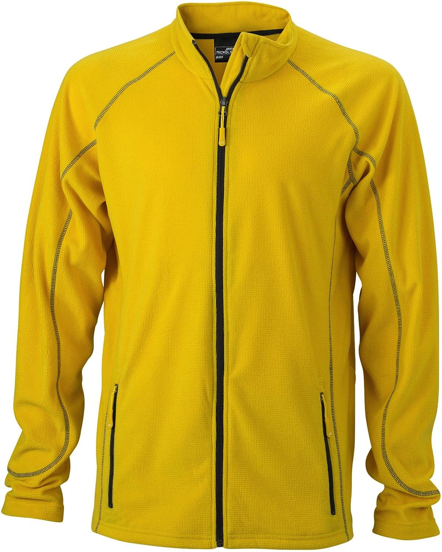 James+Nicholson Herren Leichte Outdoor Fleece Jacke JN597: Amazon.de:  Bekleidung