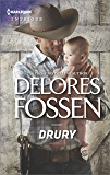 Drury (The Lawmen of Silver Creek Ranch)