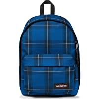 Eastpak Out Of Office Mochila, 44 cm, 27 L, Azul (Checked Blue)