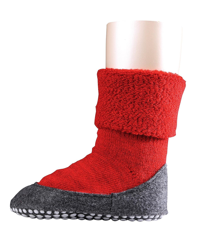 FALKE cosyshoe antideslizante zapatillas (Fire rojo (fire) Talla:23-24