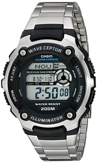 Casio WV200DA-1A - Reloj Deportivo para Hombre