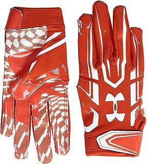 under armour gloves orange