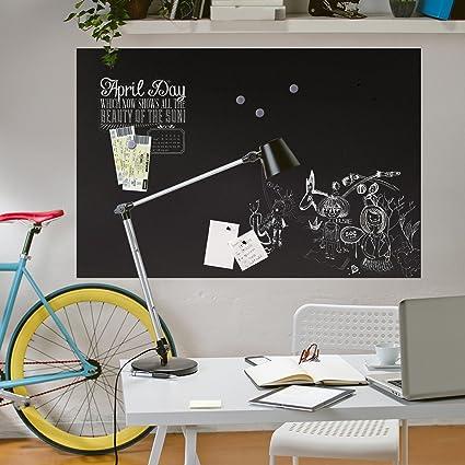 Pizarra magnética, autoadhesiva, para pared de despacho ...