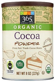 365 Everyday Value Organic Cocoa Powder