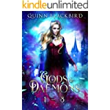 Gods and Daemons Books 1 - 3: A Dark Enemies to Lovers Paranormal Romance (Gods and Daemons Collection)