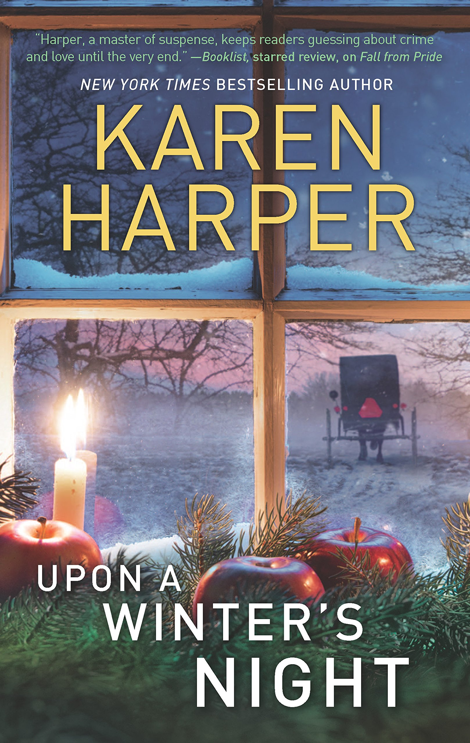 Read Online Upon A Winter's Night (The Home Valley Series) pdf
