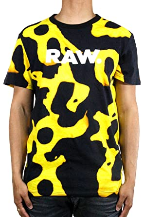 7abce9e942f Amazon.com  G-Star Raw Men s Fian Bumble Frog T-Shirt