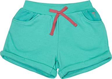 PalmTree Girls' Shorts Girls' Shorts at amazon