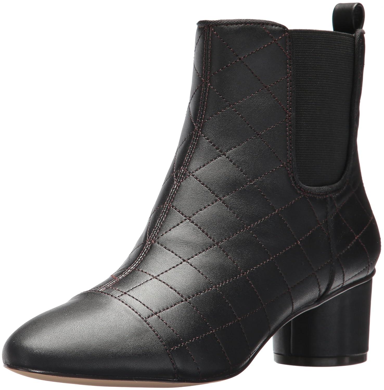 Nine West Women's Interrupt Ankle Boot B06X192T8D 10.5 B(M) US Black Multi Leather