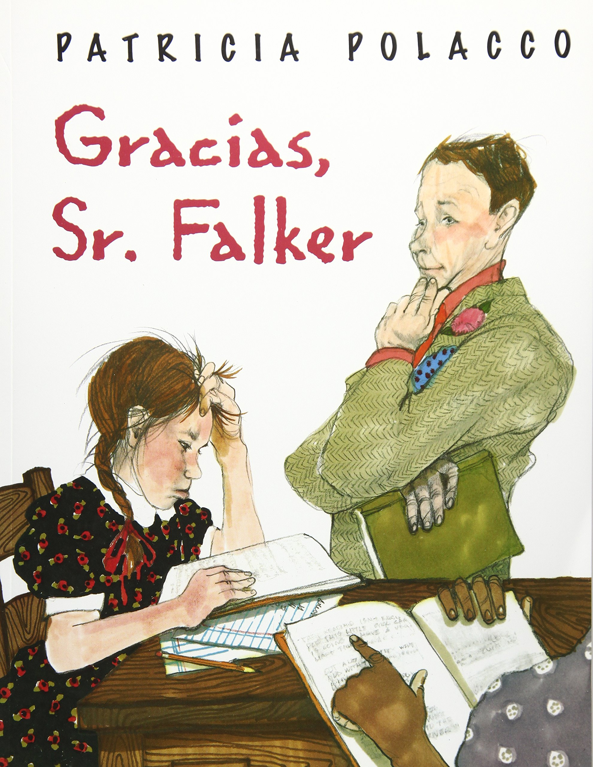 Gracias, Senor Falker/thank You, Mr. Falker (Spanish Edition)