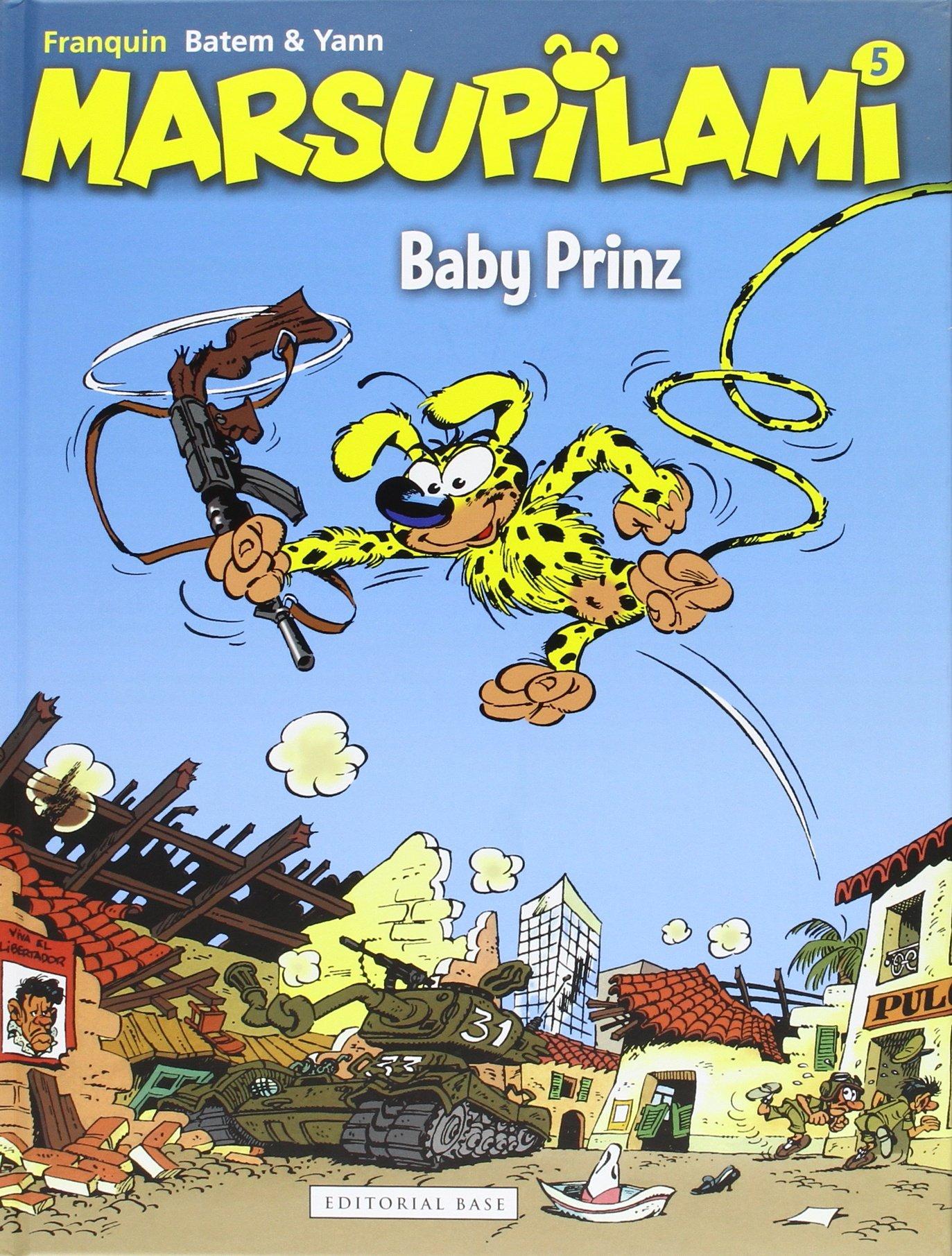 Download MARSUPILAMI 5 BABY PRIN PDF ePub book