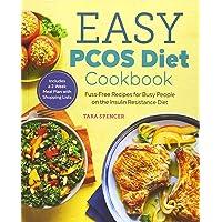 Easy Pcos Diet Cookbook