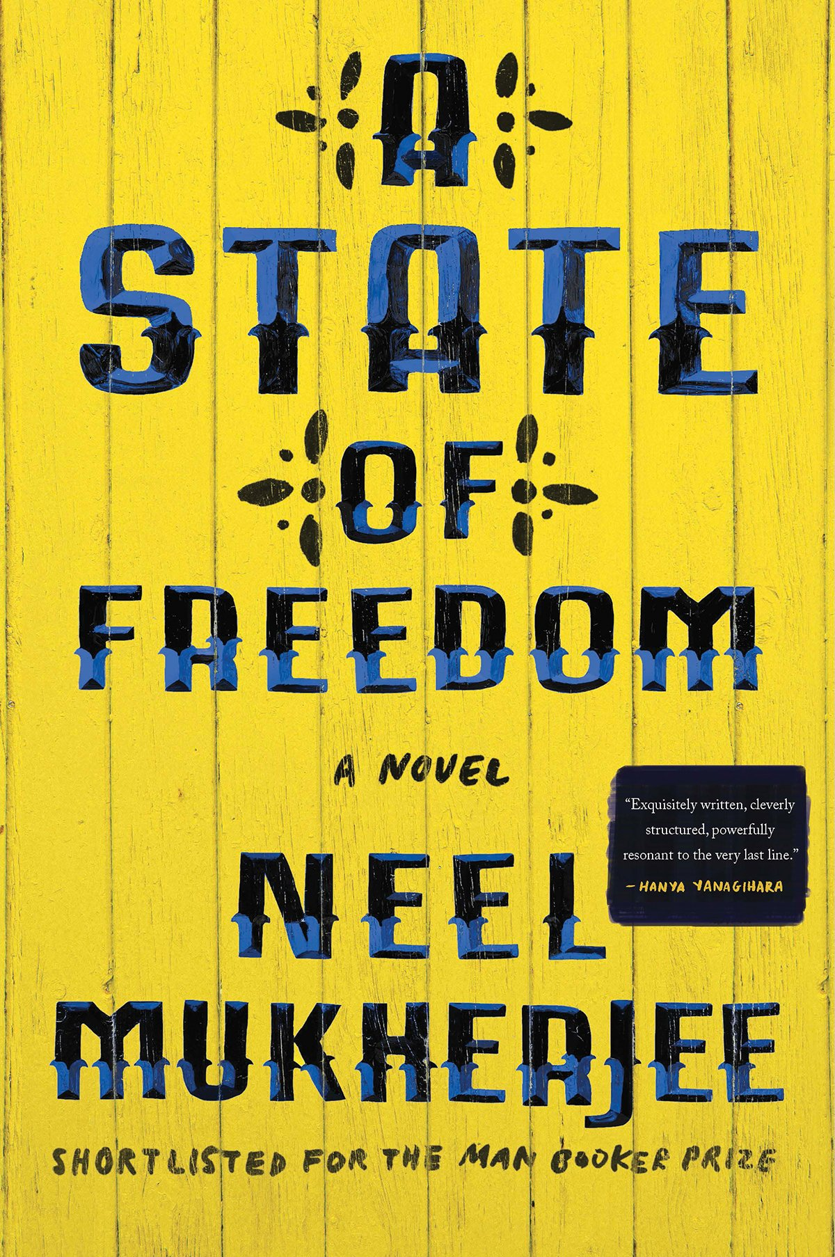 A State of Freedom: A Novel ebook