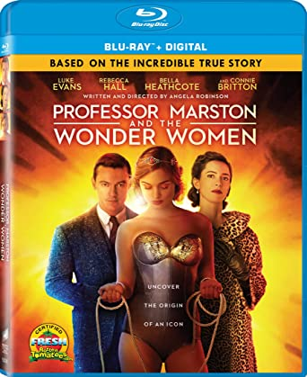 Professor Marston and the Wonder Women (2017) 1080p BRRip x264 AAC 5 1 - Hon3y