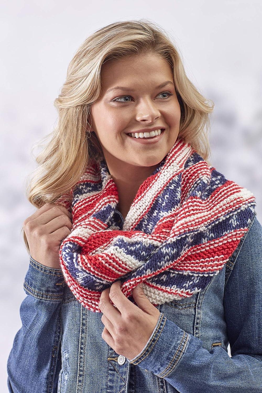 22.86 x 7.62 x 7.62 cm Non Applicable Coats: Yarn Red Heart Super Saver Pelote de Laine Multicolore