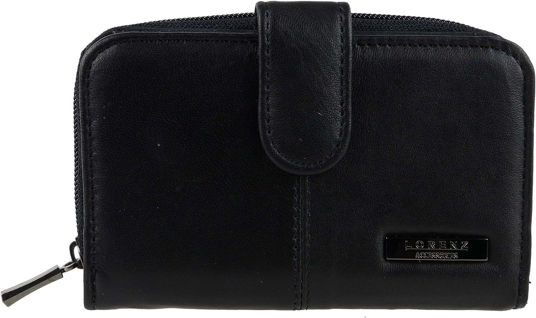 Lorenz Soft Leather Neck Passport Holder//Pouch and Purse