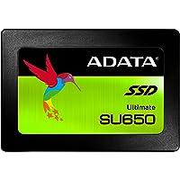 """ADATA ASU650SS-480GT-C Ultimate SU650 - Unidad de Estado Sólido 2.5"""",  480 GB, 520/450MB/s, SATA III"""