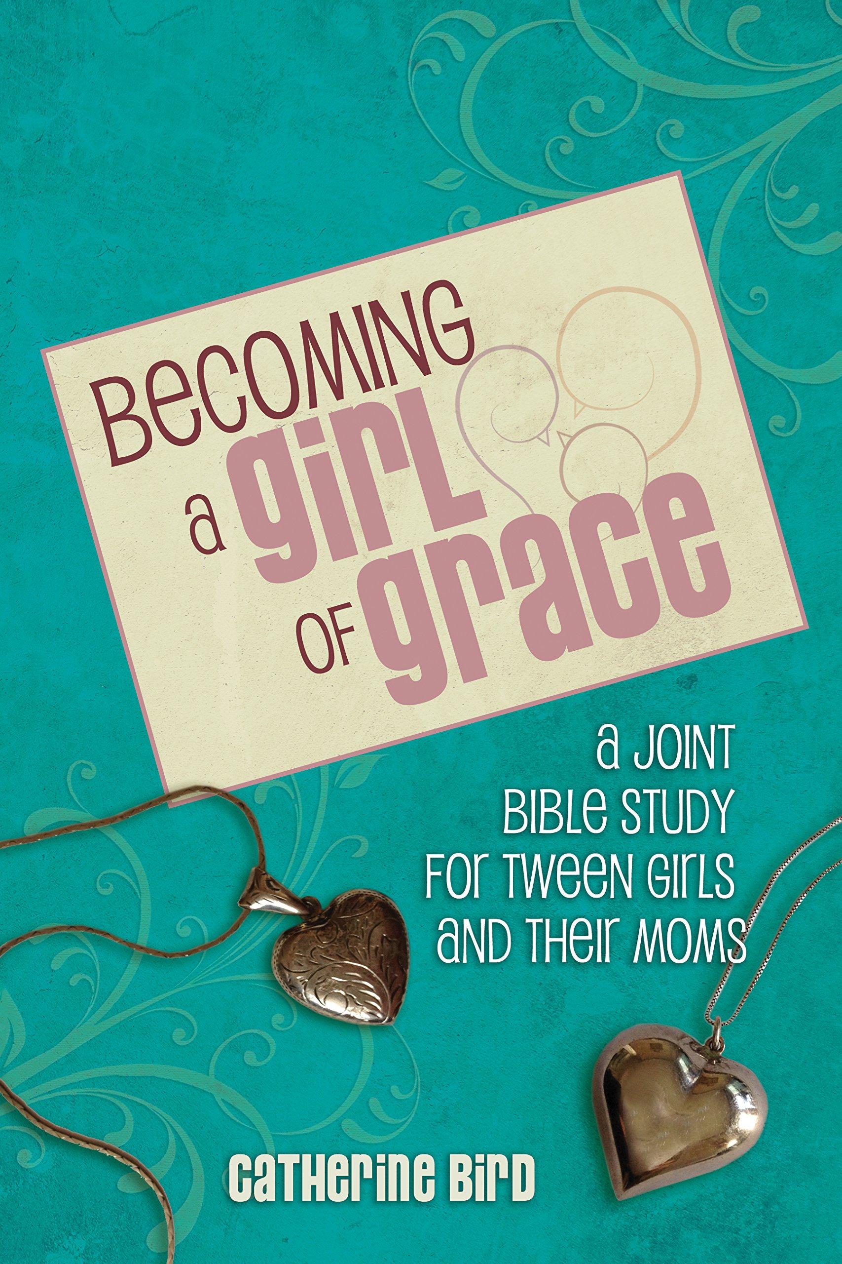Becoming Girl Grace Bible Study product image