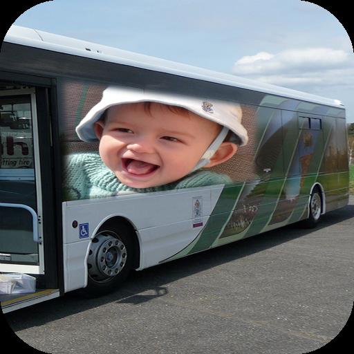 Modern Bus - 8