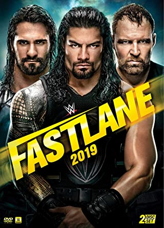 Amazon com: WWE: FastLane 2019: WWE, Daniel Bryan, Kevin Owens