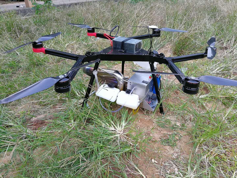 Agricultural Sprayer UAV Drone with GPS