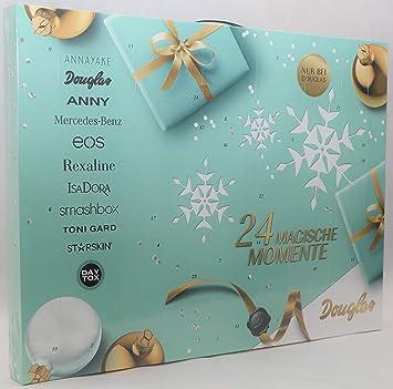 Weihnachtskalender Bei Douglas.Douglas Damen Luxus Adventskalender 2016 Beauty Parfüm Kosmetik Limitiert