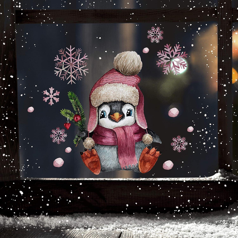 BEITUOLA Face Cover Saison Weihnachtsmuster Neujahr Weihnachten Flat Toy Ball Piktogramm Star Holidays Candle Black Winter Sturmhaube Wiederverwendbare Anti-Staub-Mund-Bandanas mit 2 Filtern