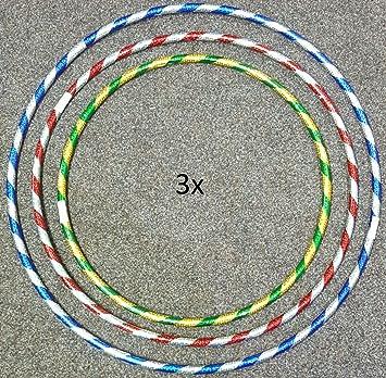 5. RSA 3x Kids Adult Weight Loss Sports Hoola Hoop