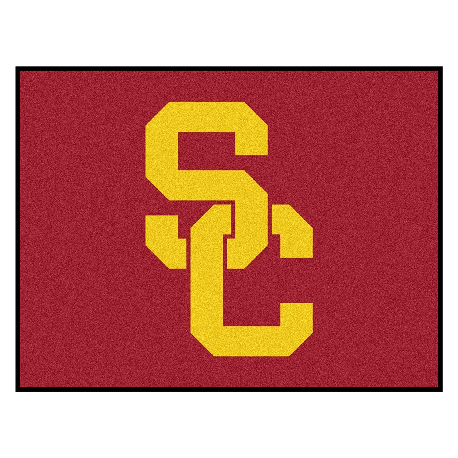Amazon USC Trojans All Star Indoor Outdoor Rug Sports