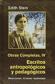 Edith Stein Obras Completas Ediht Stein Obras Completas