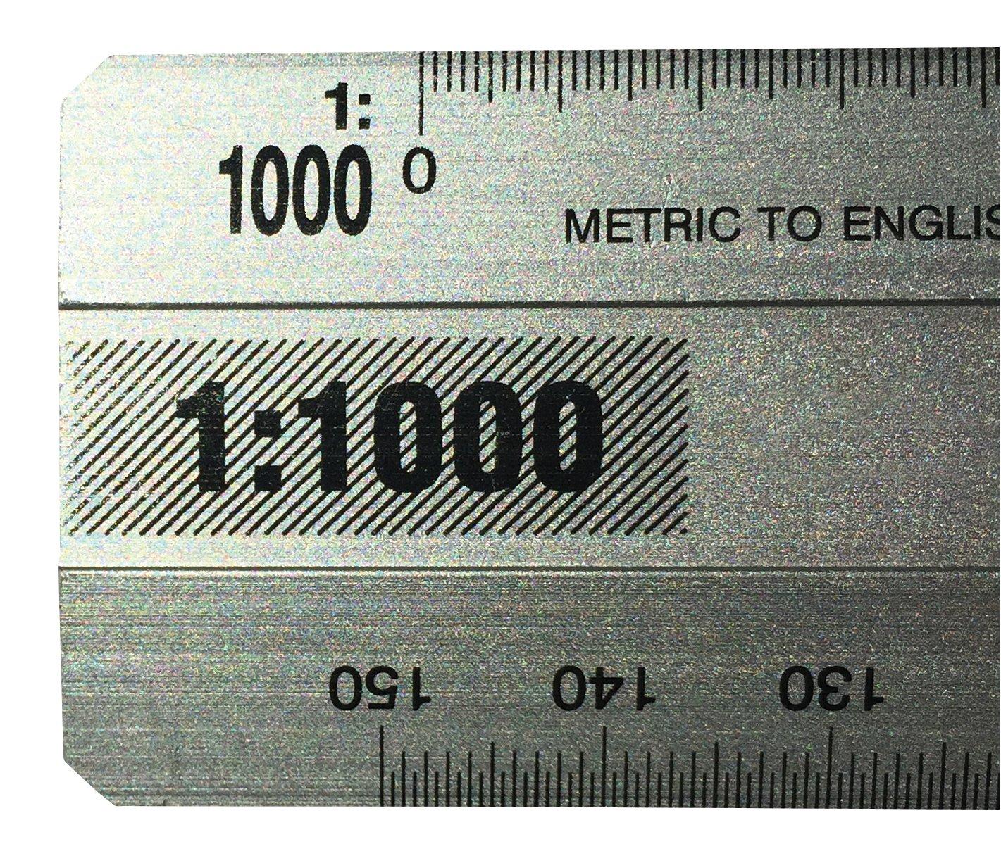 Alvin Office Essentials Triangular Scale (764PM)