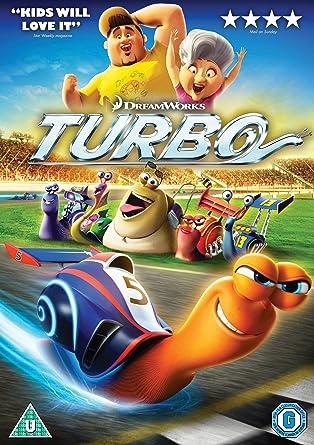 Turbo [Edizione: Regno Unito] [Italia] [DVD]