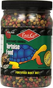 Rep-Cal SRP00806 Tortoise Food, 12.5-Ounce