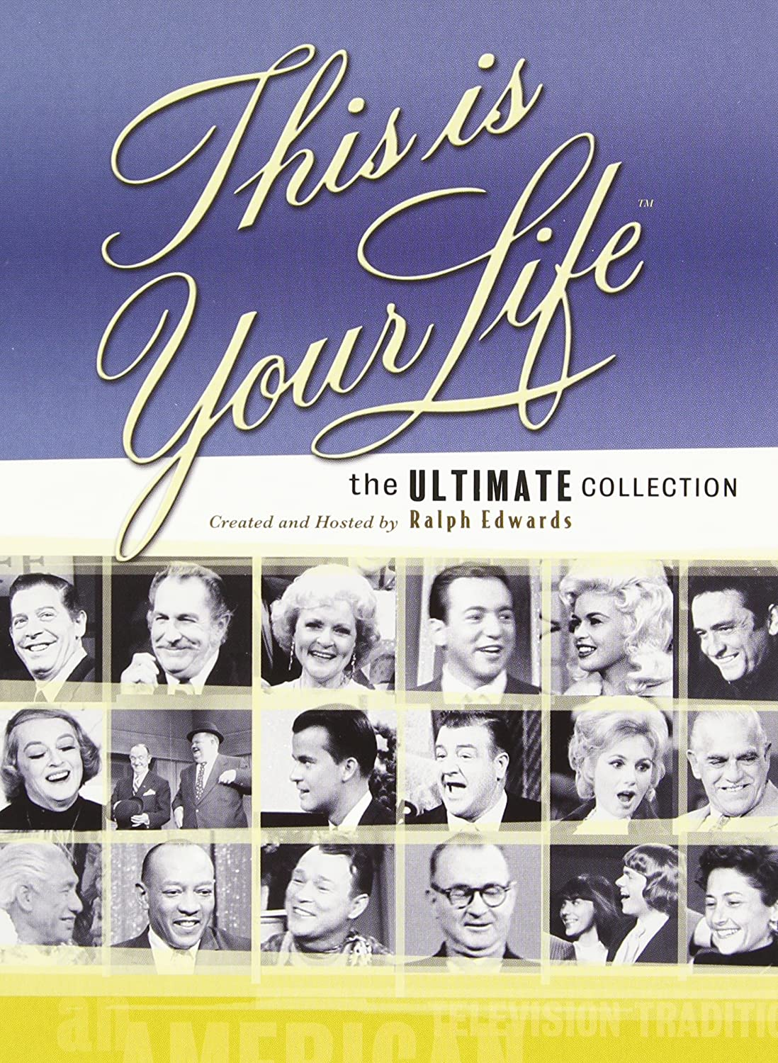 Amazon.com: This Is Your Life - The Ultimate Collection, Vol. 1: Bob  Warren, Axel Gruenberg, Richard Gottlieb: Movies & TV