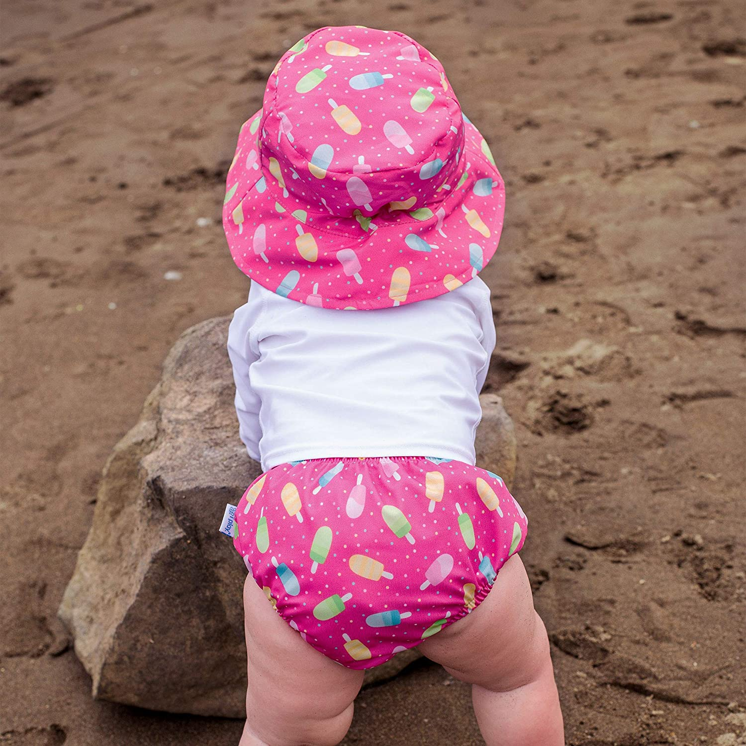 i play. by green sprouts Pull-up Reusable Swim Diaper