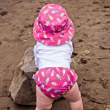i play. Girls' Pull-up Reusable Swim Diaper, Hot