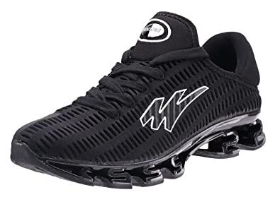 premium selection 0a4b7 096b1 JOOMRA - Zapatillas de Running para Hombre 42 EU, Color Negro, Talla 40 EU   Amazon.es  Zapatos y complementos