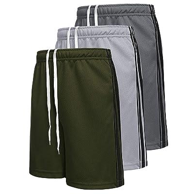 Boys School shorts with Side Pockets Zipped Horizontal Pockets and  Back pocket