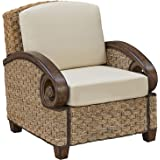 Home Styles 5405-52C Cabana Banana III Chair, Honey Finish