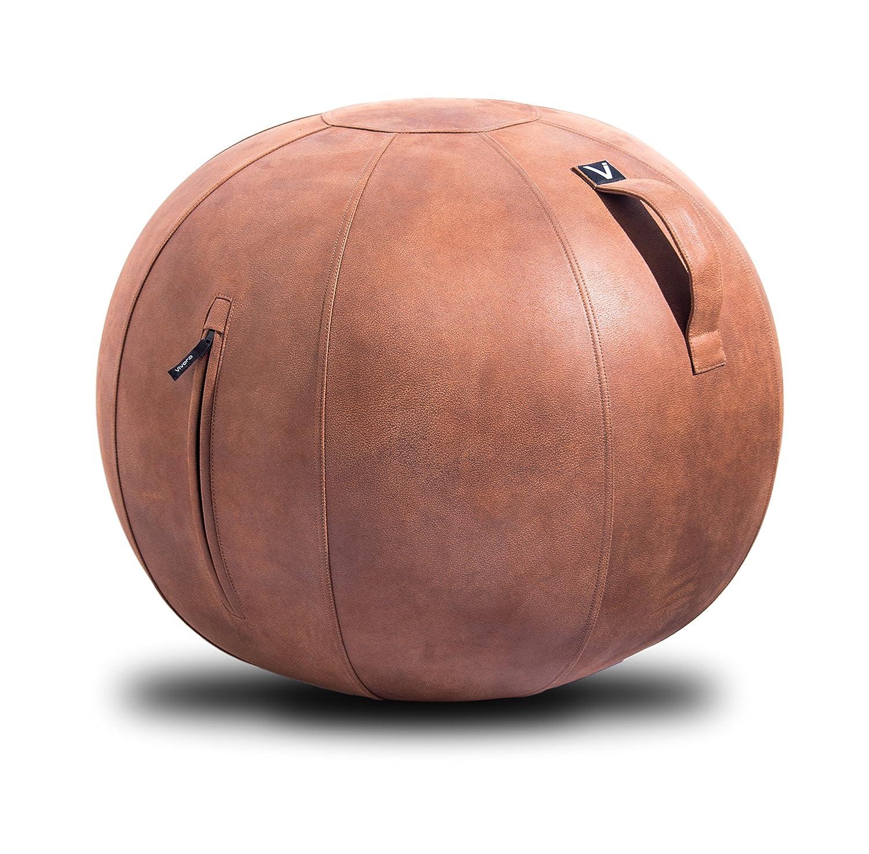 【本物新品保証】 Vivora Luno - (約)直径65cm 自立型ボールチェア~ポンプ&ハンドル付き ベースリング不要 B07BHSHL8G ライトグレー Luno (約)直径65cm ベースリング不要 (約)直径65cm|ライトグレー, ツールエクスプレス:648556e8 --- arianechie.dominiotemporario.com