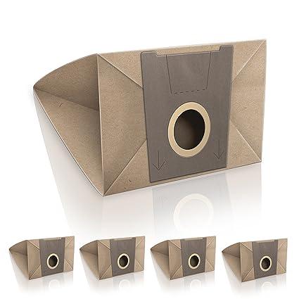✧WESSPER® Bolsas de aspiradora para Bosch Logo 1800 W (5 ...