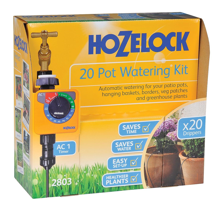 Hozelock automatischen Bewässerung, Kit 20 Pot