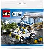 Lego–30352–City–Bauspiele–Polizeiauto -