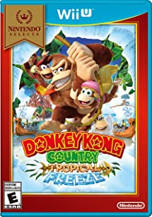 Donkey Kong Country: Tropical.