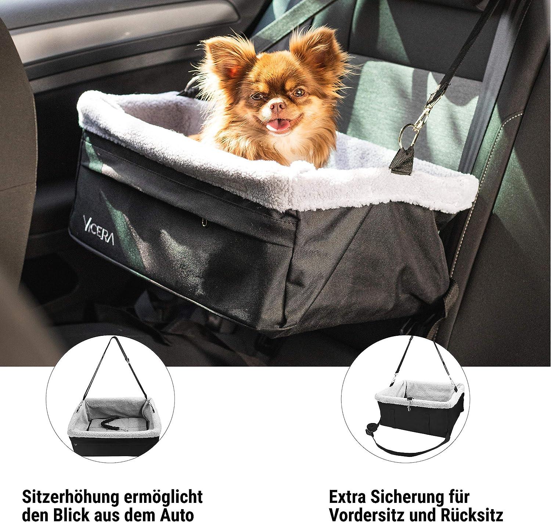Haustier Auto Matten Kissen wasserdichter Sitz Abdeckungs Hundekorb Kratzer