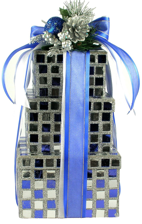 Amazon.com : Gift Basket Village Hanukkah Treats Tower Hanukkah ...