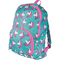 IS GIFT Fun Times Foldable Backpack - Unicorns