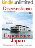 Discover Japan - AN INSIDER'S GUIDE Vol.16 (English Edition)